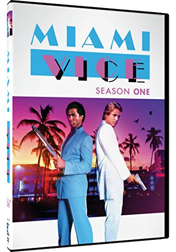 - Miami Vice - Season 1