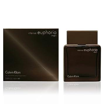 3d92f41d1 Image Unavailable. Image not available for. Color: Calvin Klein intense  euphoria for Men Eau de Toilette ...
