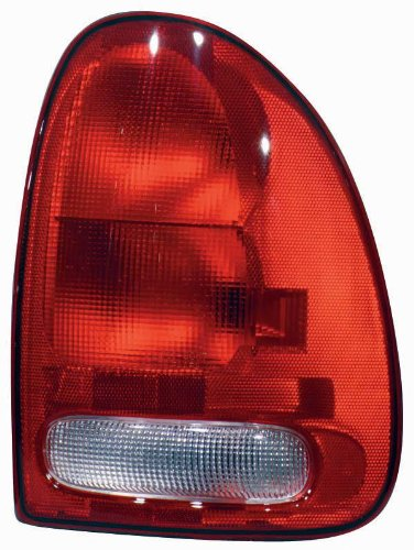 TYC 11-3067-01 Chrysler/Dodge/Plymouth Passenger Side Replacement Tail Light Assembly