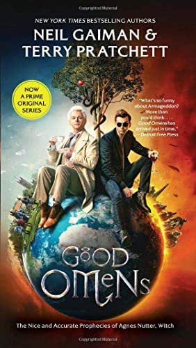 Good Omens [TV Tie-in]: The Nice and Accurate Prophecies of Agnes Nutter, Witch