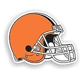 Cleveland Browns NFL 12 inch Vinyl Magnet Set Of 2