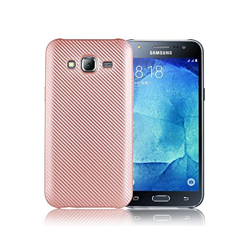 reputable site e45a4 7831f Amazon.com: Case for Samsung SM-J700T Galaxy J7 4G LTE Case TPU ...