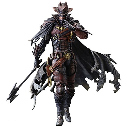 Square Enix Variant Play Arts Kai Batman: Timeless - Wild West Action Figure - Square Enix Play Arts