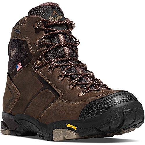 Danner Men's MT Adams 4.5'' Boots, Brown, 8.5 EE
