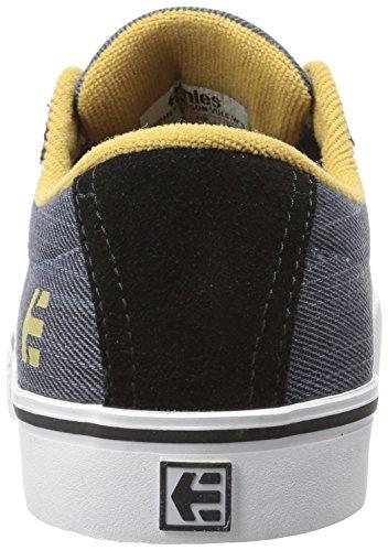 Black Jameson Shoes White Skateboarding Vulc Denim Women's Etnies Black BxTfpwpz