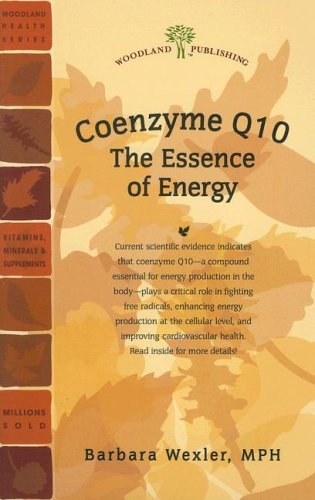 Coenzyme Q10: The Essence of Energy (Woodland - Essence Q10