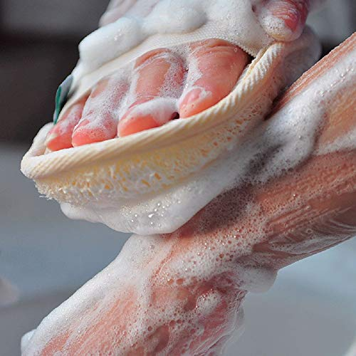 Natural Loofah Sponge Perfect Daily Skin Care(3 Pack)