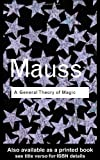 General Theory of Magic, Marcel Mauss, 0415253969
