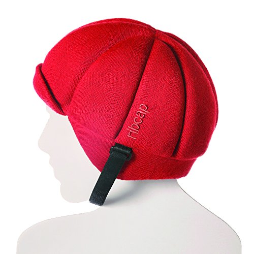 Jackson Extra Light (The all new premium original Jackson Red Small Ribcap, Impact resistance, extra protective beanie cap)