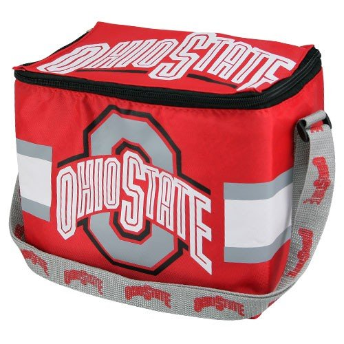 NCAA Ohio State Buckeyes Lunch Bag - Ohio State Buckeyes Cooler Shopping Results