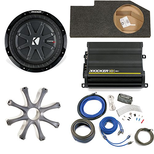 "Kicker Dodge Ram Quad/Crew 02-15 - 10"" CompRT in box w/ g..."