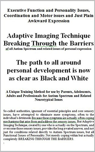 Adaptive imaging technique breaking through the barriers of all adaptive imaging technique breaking through the barriers of all autism spectrum and related issues of fandeluxe Choice Image
