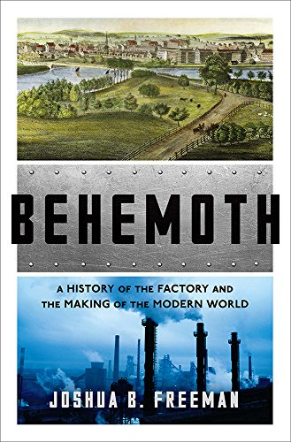 Behemoth: A History of the Factory and the Making of the Modern World cover