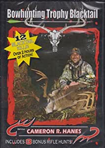 Amazon com: Bowhunting Trophy Blacktail Deer Hunting DVD