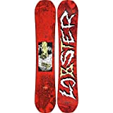 Lobster Jib Board Snowboard One Color, 138cm