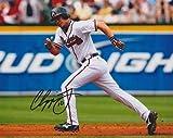 Chipper Jones Autographed Photo - 8x10 1995 World Series Champion - PSA/DNA Certified - Autographed MLB Photos