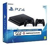 Console PlayStation 4. Ideal para passar tardes cheias de diversão