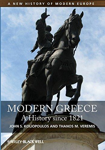 Modern Greece: A History since 1821