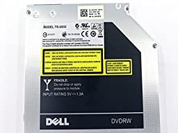 Dell Latitude E6520 E6530 E6400 E6500 Super Multi 8X DL DVD RW RAM Burner Dual Layer DVDRW Recorder 9.5mm SATA Slim Optical Drive Replacement