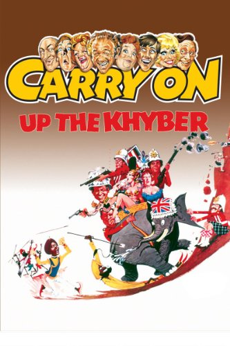 Carry On Up The Khyber (Best Commando In India)
