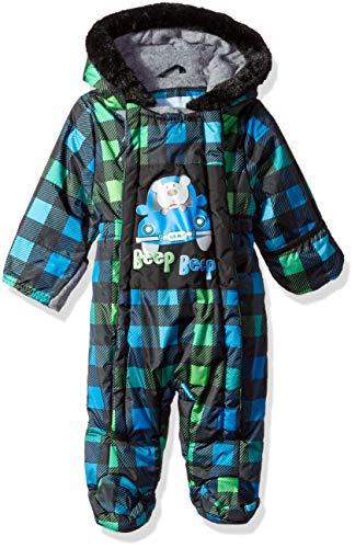 Wippette Baby Boys Snowsuit