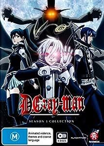 D.Gray-man (TV) Season 1 Collection (Eps 1-51) (DVD)
