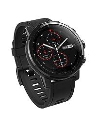 Xiaomi AMAZFIT Stratos Reloj Inteligente, Deportes GPS Bluetooth, Negro