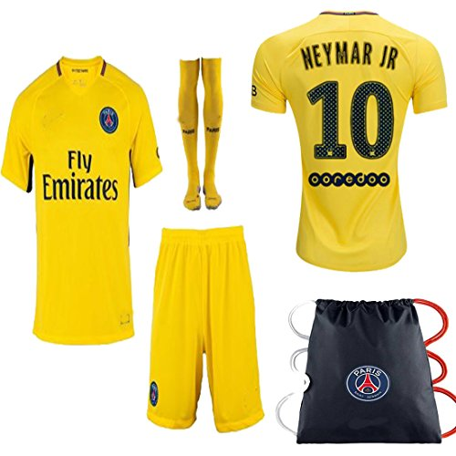 b3326b0ef5a PSG Neymar Kid Youth 2017 / 18 17 2018 PSG Neymar Paris Saint Germaine  REPLICA Home