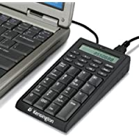 KENSINGTON TECHNOLOGY K72274US / NB KeypadCalcul.with USB Hub