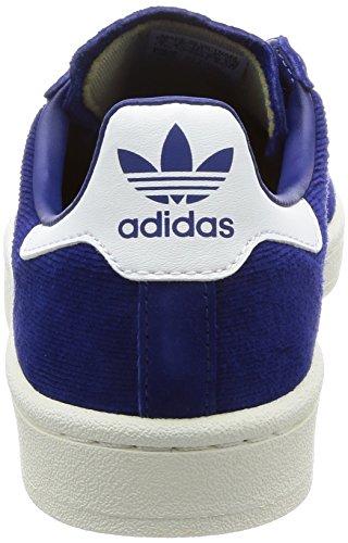 adidas Damen Campus W Fitnessschuhe, Blau Mehrfarbig (Tinmis / Ftwbla / Blatiz)
