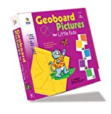 Geoboard Pictures for Little Kids