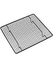 Nonstick Metal Cake Cooling Grid Rack Net Kitchen Baking Tray Tools