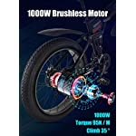 GUNAI-Mountain-Bike-Elettrica-Bici-elettrica-1000W-48V-12Ah-Bici-Montagna-E-Bike-21-velocit-26-Full-Suspension-Pedali-Assist