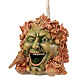Cheap Design Toscano Laughing Greenman Birdhouse Statue
