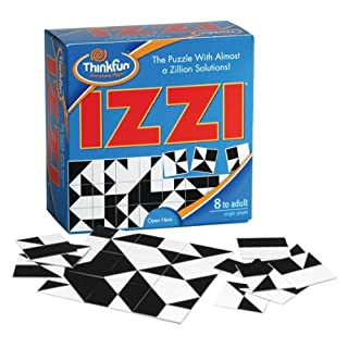 ThinkFun Izzi Puzzle - Builds Thinking Skills Through Fun Gameplay
