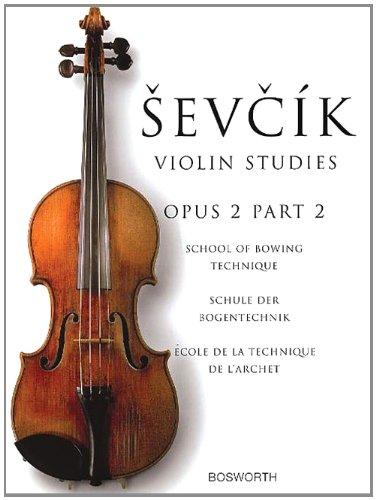 Violin Studies Op. 2 Part 2 PDF
