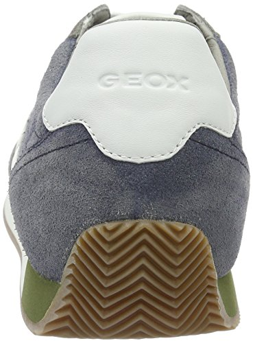 A dk Royalc9a4r Geox Grey Low U antracite da Sneakers Vinto uomo qUUwfnzvE7