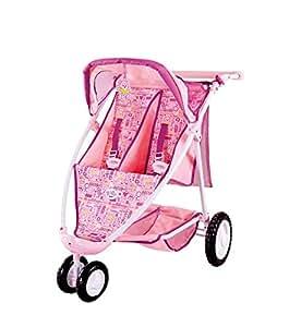 Amazon.com: BABY born Twin Jogger: Health & Personal Care
