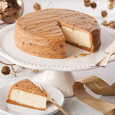 Praline Cheesecake by River Street Sweets (Image #1)