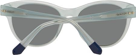 Gant Sonnenbrille Ga8057 93C 56 Gafas de sol, Azul (Blau), 56.0 para Mujer