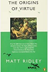 Origins of Virtue (Penguin Press Science) by Matt Ridley(1997-10-30) Paperback