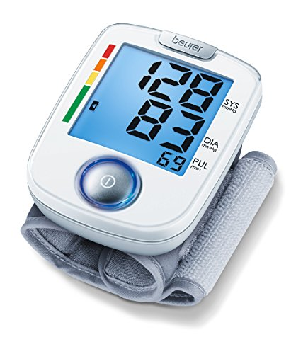 Beurer Blood Pressure Monitor for Wrist
