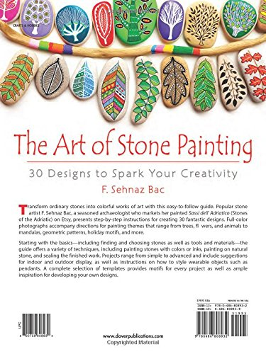 The Art Of Stone Painting 30 Designs To Spark Your Creativity
