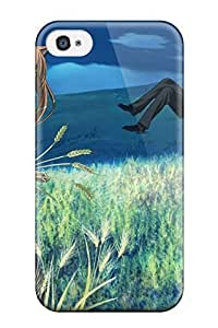 Brand New 4/4s Defender Case For Iphone (spice And Wolf Anime Other)