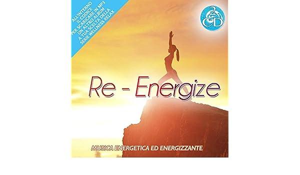 Gianfranco Grilli - Re- Energize Musica Energetia Ed ...