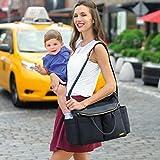 Skip Hop Diaper Bag Satchel: Chelsea Downtown Chic