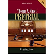 Pretrial, Seventh Edition