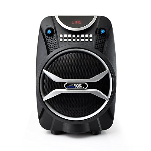 Wireless Portable Pa Speaker System 200 W Battery
