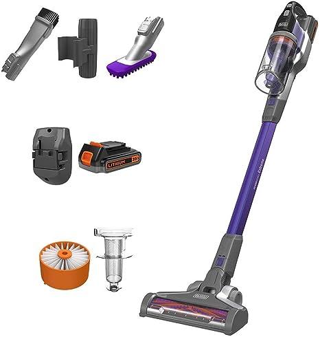 Wireless Vacuum Cleaner Filter Element BLACK DECKER BSV2020 Accessories