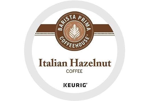 Barista Prima Coffeehouse - Cafetera italiana de avellana ...